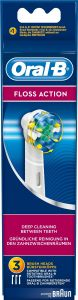 Oral-B Floss action borsthuvud refill 3 st