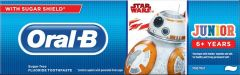 Oral-B Junior Star Wars tandkräm 75 ml, 6+ år