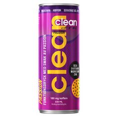 Clean Drink BCAA Passion 330 ml