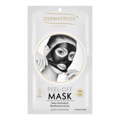 Dermatrisse Peel-Off Mask 3-pack