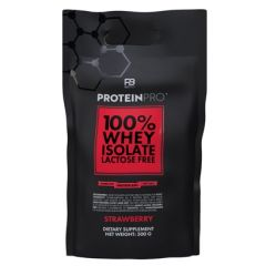 ProteinPRO 100% Whey Isolate 500g, Strawberry