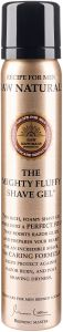 Raw Naturals The Mighty Fluffy Shave Gel 75 ml