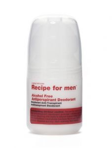 Recipe For Men Antiperspirant Deodorant 60 ml