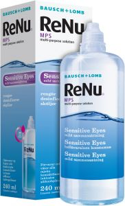 ReNu Multi-Purpose Solution linsvätska 240 ml