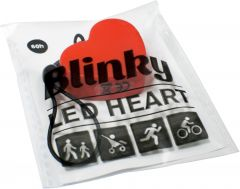 Save Lives Now Blinky LED Heart