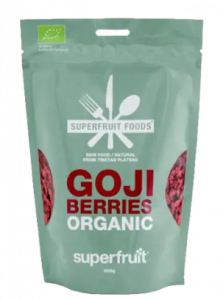 Superfruit Foods Goji Berries Organic 200 g