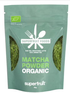 Superfruit Foods Matcha Powder Organic 50 g