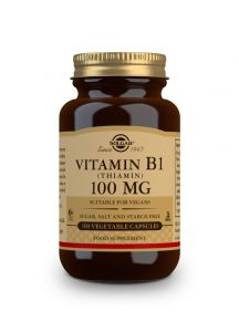 Solgar Vitamin B1 100 mg
