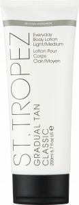St Tropez Gradual Tan Body Light/Medium 200 ml