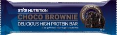 Star Nutrition Protein bar choco brownie 55 g