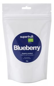 Superfruit Blueberry Pulver Eko 90 g