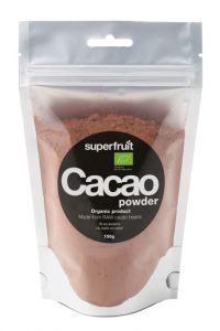 Superfruit Raw Kakaopulver Eko 150 g