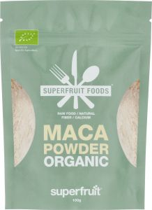 Superfruit Foods Maca Powder Organic 100 g