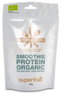 Superfruit Foods Smoothie Protein Natural Organic 100 g