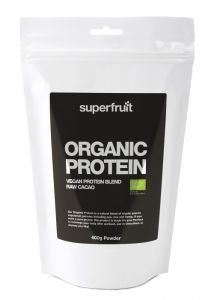 Superfruit Organic Protein Raw Cacao 400 g