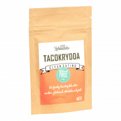 Clean Eating Tacokrydda 40 g