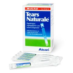 Tears Naturale lösning i endosbehållare 3 mg/ml + 1 mg/ml, 30st