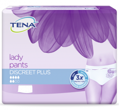 TENA Lady Pants Discreet Plus L 10 st