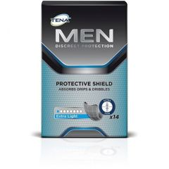 TENA Men protective shield 14 st