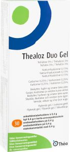 Thealoz Duo Tårsubstitut med gel 30 st
