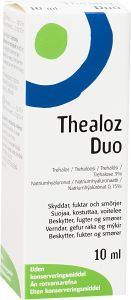 Thealoz duo Tårsubstitut