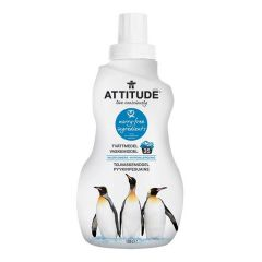 Attitude Tvättmedel Wildflowers 1050 ml EKO