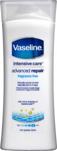 Vaseline Advanced repair hudlotion 400 ml
