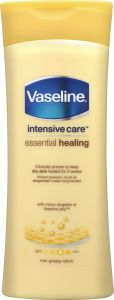 Vaseline Essential healing lotion 400 ml