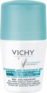 Vichy Anti-trace antiperspirant deo 48h 50 ml