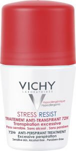 Vichy Antiperspirant deo roll-on 72h 50 ml