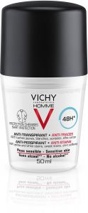 Vichy Homme anti-stains deodorant 50 ml