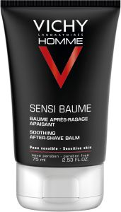 Vichy Homme sensi-baume aftershave balm 75 ml