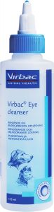 Virbac Eye Cleanser Ögonrens 125 ml