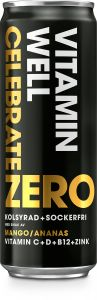 Vitamin Well Celebrate zero 355 ml