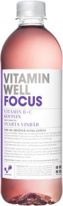 Vitamin Well Focus 500 ml