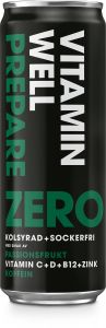 Vitamin Well Prepare zero 355 ml