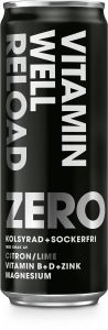 Vitamin Well Reload zero 355 ml