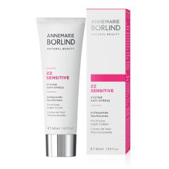 Börlind ZZ Sensitive Fortifying Night 50 ml