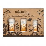 Urban Veda Soothing Facial Ritual Travel Set 50 ml