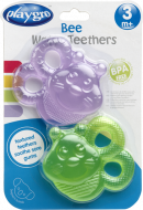 Playgro Water teether bee 2 pack