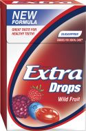 Extra Drops Wild fruit 33 g
