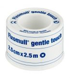 Fixomull Gentle touch 2,5 cm x 2,5 m