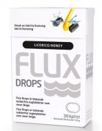 Flux Drops lakrits/honung 30 st