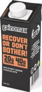 Gainomax Recovery chocolate 250 ml