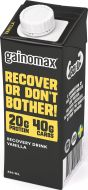 Gainomax Recovery vanilla 250 ml
