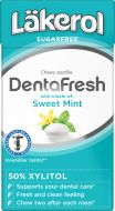 Läkerol DentaFresh sweetmint 36 g