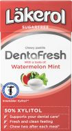 Läkerol DentaFresh Watermelon Mint 36 g