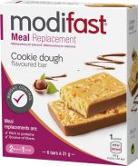 Modifast Bar Cookie Dough 6 st