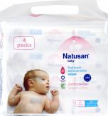 Natusan Baby wipes 224 st