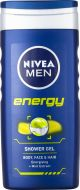 NIVEA Men Shower energy 250 ml